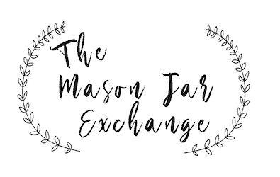 The Mason Jar Exchange Logo Retina
