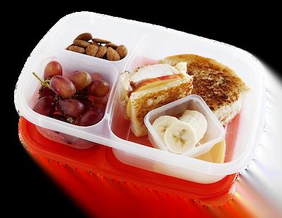 The Mason Jar Exchange Kids Meal Bento Box