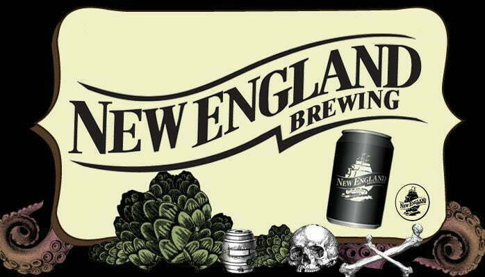 Branding of New England Brewing Co.